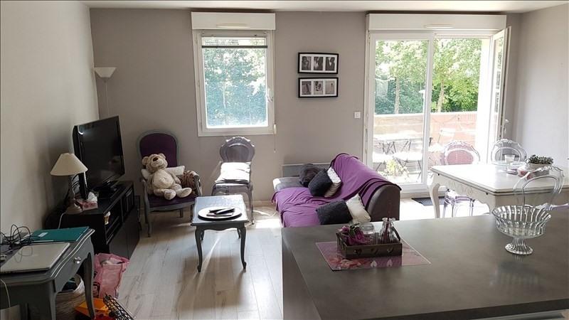 Verkoop  appartement Rennes 204360€ - Foto 2