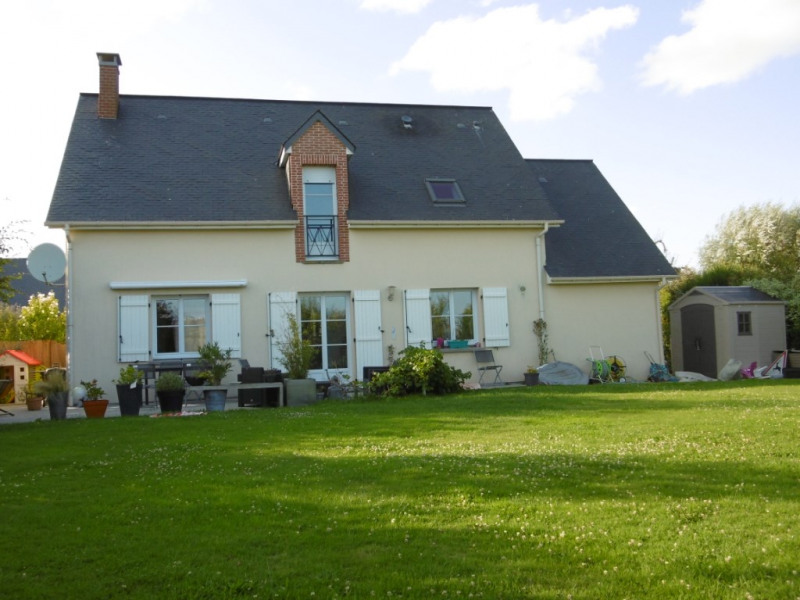 Sale house / villa Franqueville saint pierre 348 000€ - Picture 1