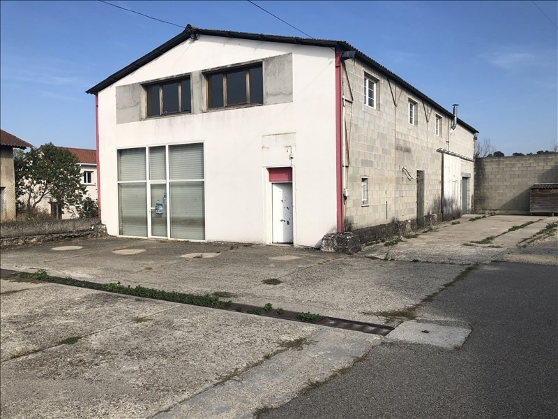 Location local commercial Estrablin 800€ HT/HC - Photo 1