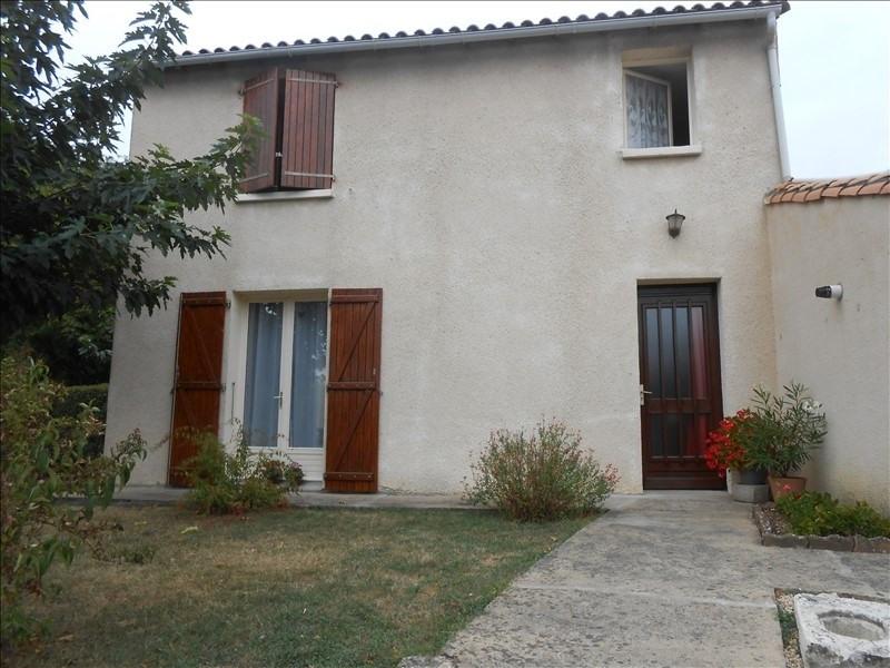 Vente maison / villa Niort 132500€ - Photo 1