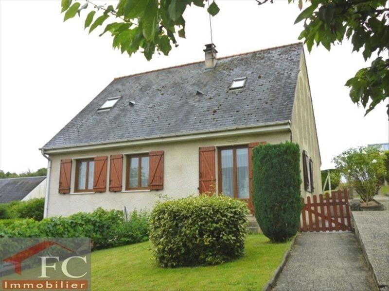 Vente maison / villa Lunay 133500€ - Photo 1