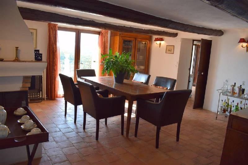 Revenda residencial de prestígio casa Fayence 1590000€ - Fotografia 8