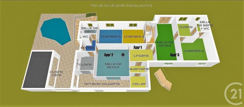 Immobile residenziali di prestigio casa Les adrets de l esterel 800000€ - Fotografia 4