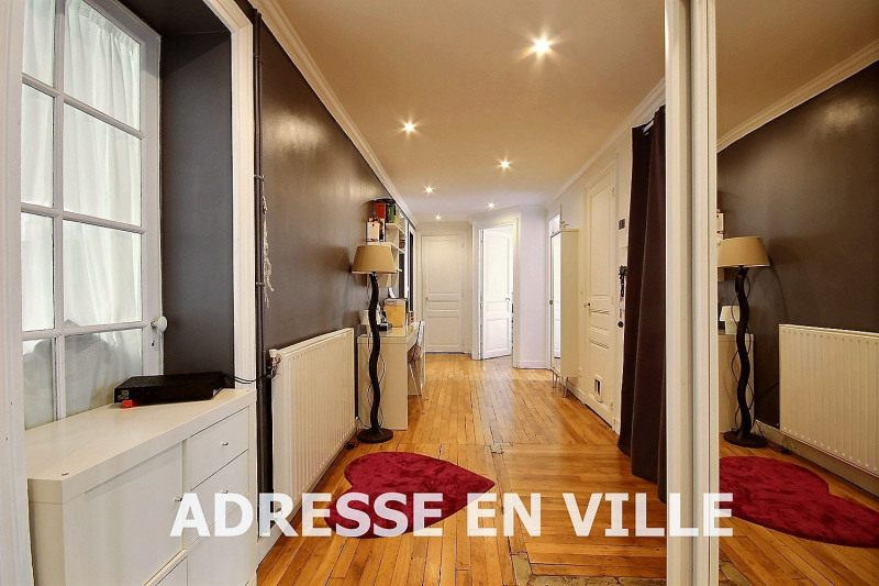 Revenda residencial de prestígio apartamento Levallois-perret 1200000€ - Fotografia 7