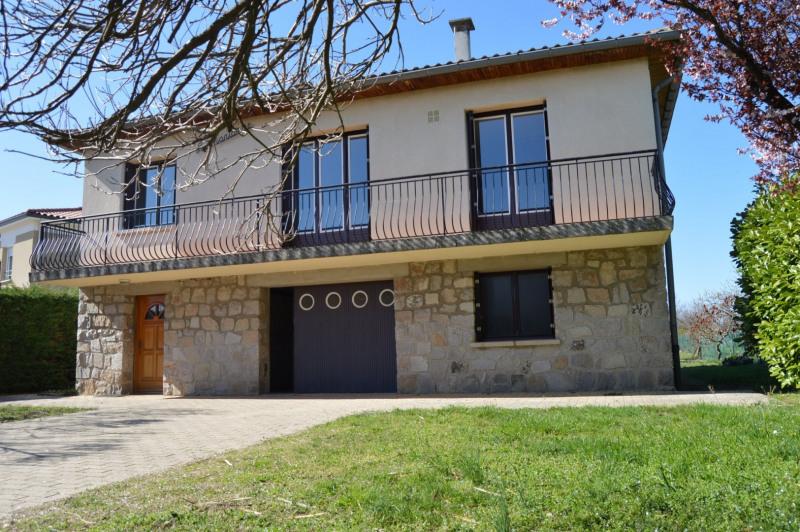Sale house / villa Ardoix 138000€ - Picture 1