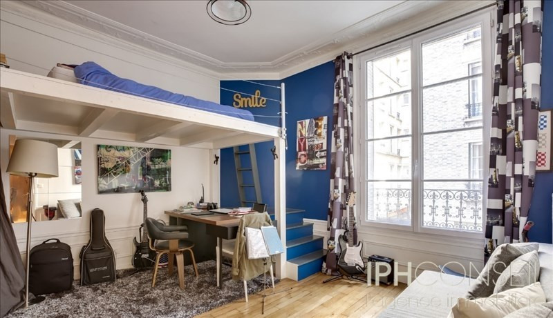 Deluxe sale apartment Neuilly sur seine 1 250 000€ - Picture 4