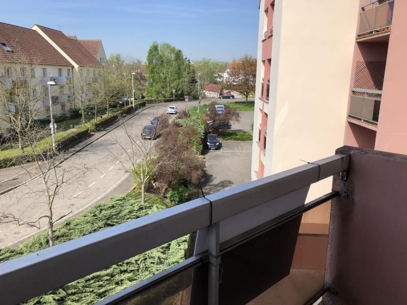 Vente appartement Strasbourg 129000€ - Photo 5