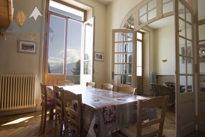 Vente de prestige appartement Combloux 580000€ - Photo 2