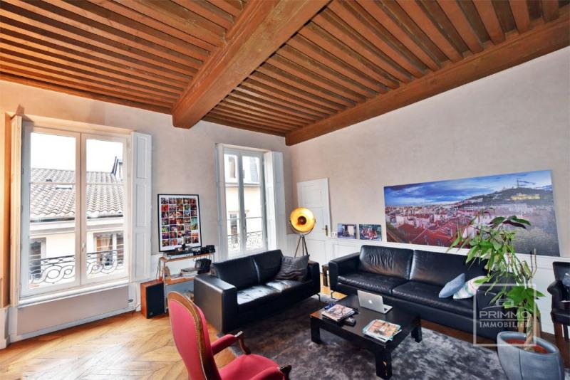 Sale apartment Lyon 1er 750000€ - Picture 1