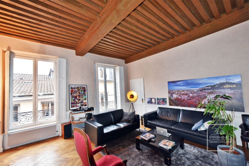Vente appartement Lyon 1er 750000€ - Photo 1