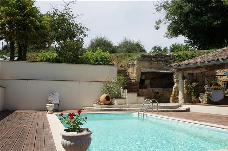 Vente maison / villa Libourne 449 000€ - Photo 3