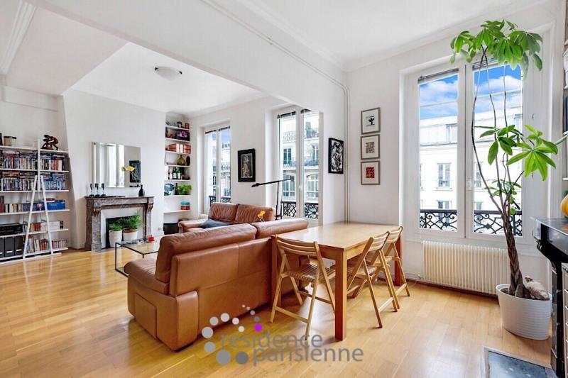 Vente appartement Paris 2ème 740000€ - Photo 1