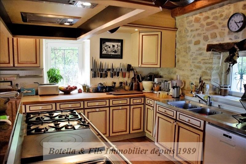 Vente maison / villa Bagnols sur ceze 395000€ - Photo 7