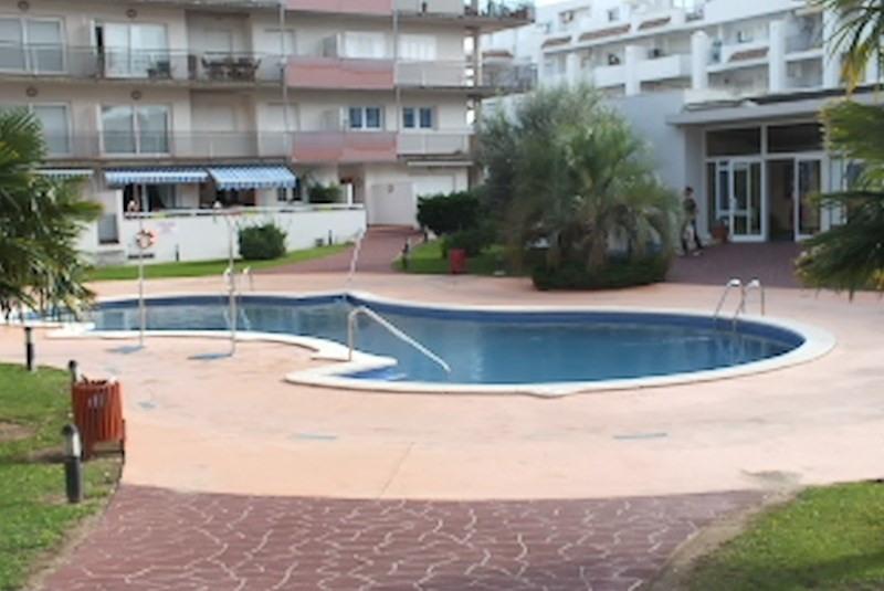 Alquiler vacaciones  apartamento Roses santa-margarita 368€ - Fotografía 2
