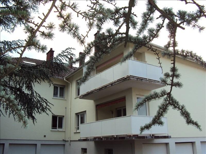 Sale apartment Pfastatt 175000€ - Picture 1
