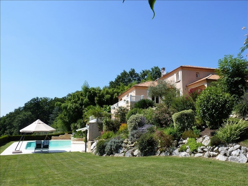 Deluxe sale house / villa Pau 695 000€ - Picture 1