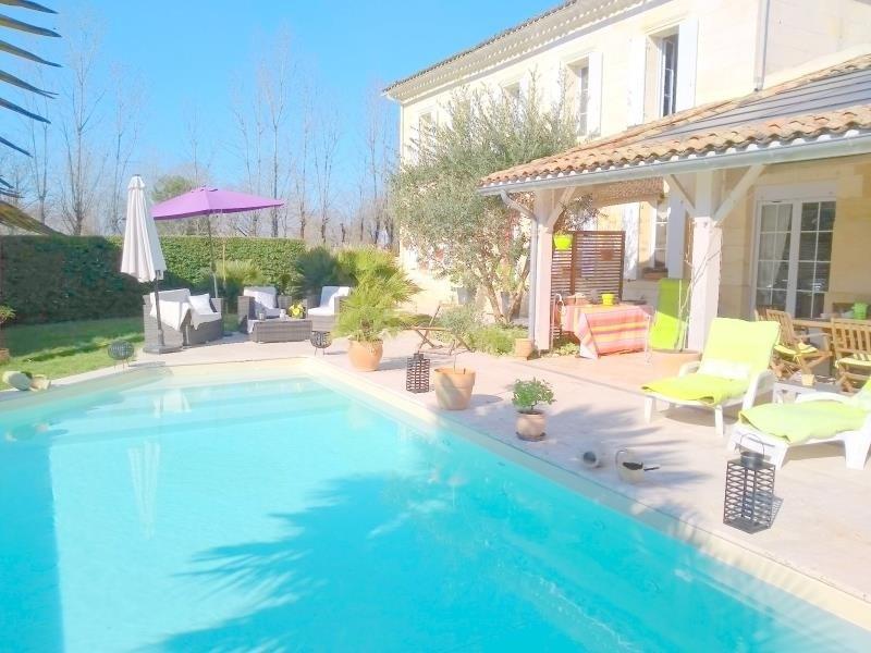 Sale house / villa St andre de cubzac 542850€ - Picture 2