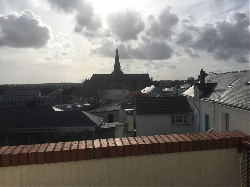 Rental apartment Saint herblain 540€ CC - Picture 1