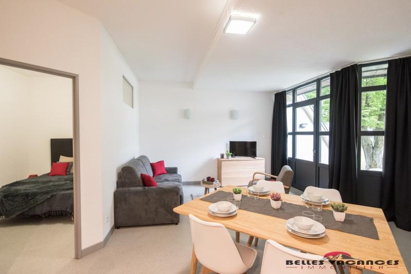 Sale apartment Saint-lary-soulan 121000€ - Picture 2