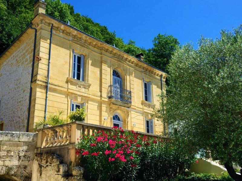 Venta de prestigio  casa Tabanac 995000€ - Fotografía 1