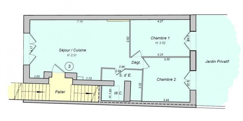 Vente appartement Rosny sous bois 295000€ - Photo 5