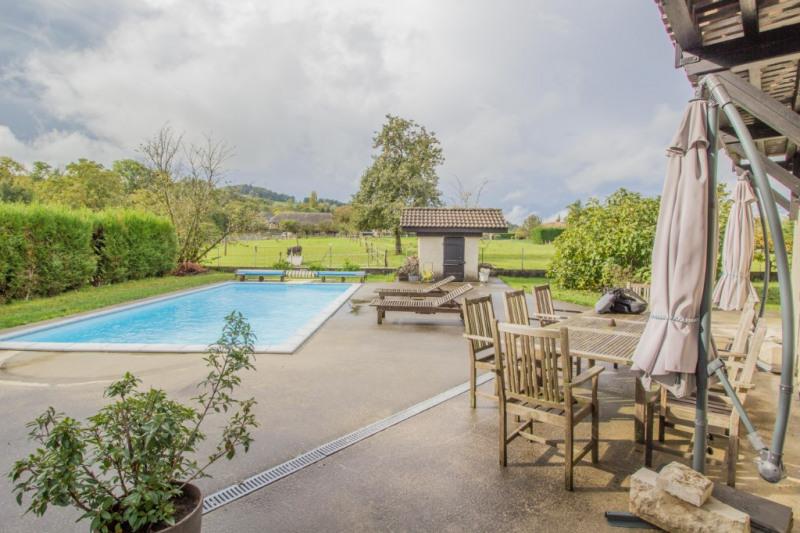 Vente de prestige maison / villa Alby sur cheran 569000€ - Photo 1