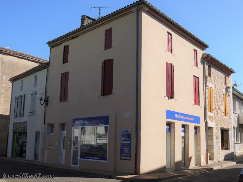 Verkoop  flatgebouwen Castelmoron sur lot 199000€ - Foto 1