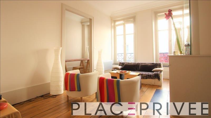 Sale apartment Nancy 250000€ - Picture 2