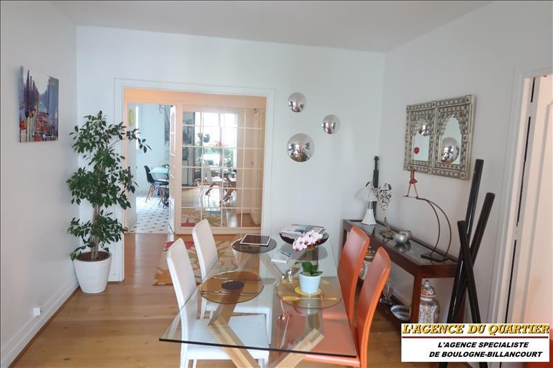 Sale apartment Boulogne billancourt 945 000€ - Picture 4