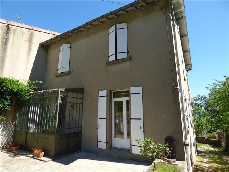 Sale house / villa Proche de mazamet 162000€ - Picture 1
