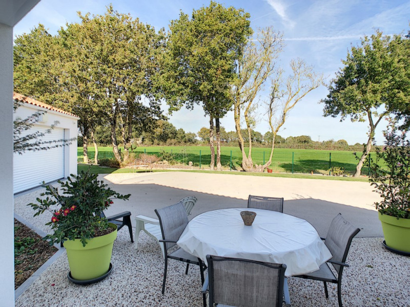 Sale house / villa La garnache 449000€ - Picture 10