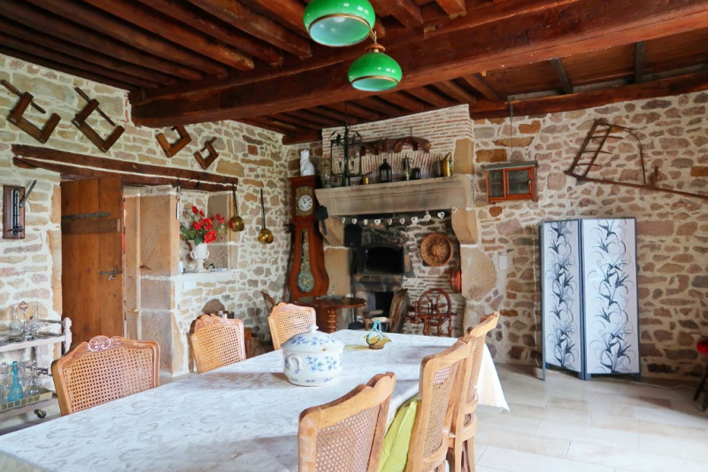 Vente maison / villa Voudenay 159 000€ - Photo 12