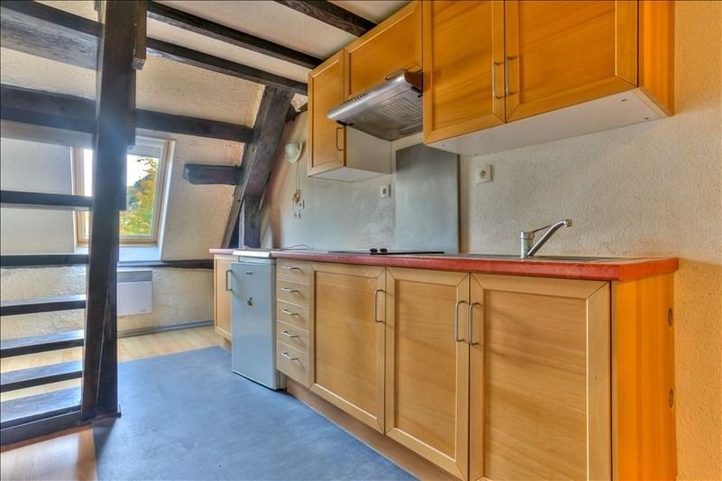 Sale apartment Besancon 82000€ - Picture 1