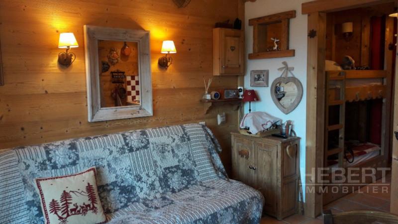 Vendita appartamento Saint gervais les bains 106000€ - Fotografia 3