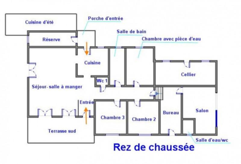 Revenda casa Tourrettes 535000€ - Fotografia 17