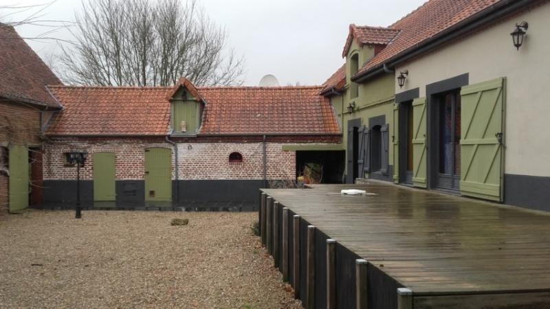 Sale house / villa Pas en artois 330000€ - Picture 1