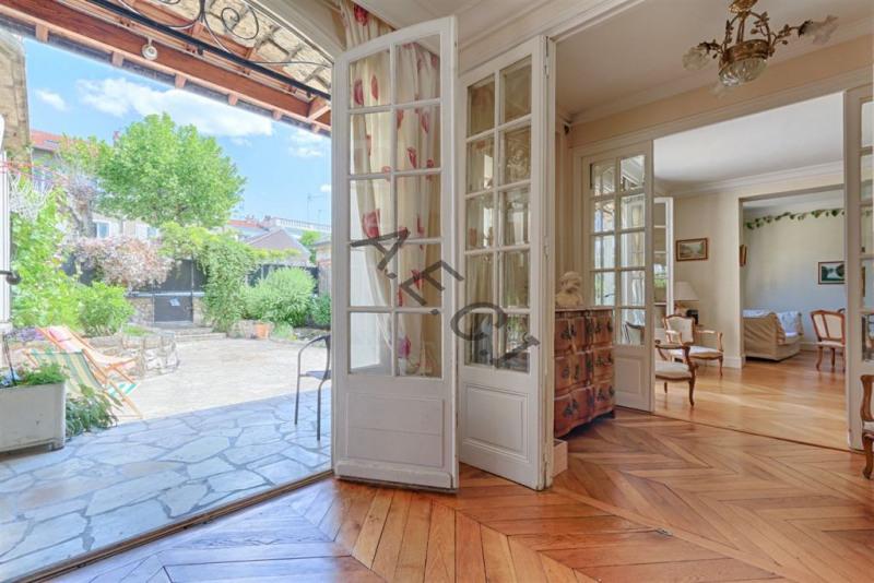 Vente de prestige maison / villa Asnières-sur-seine 1850000€ - Photo 1