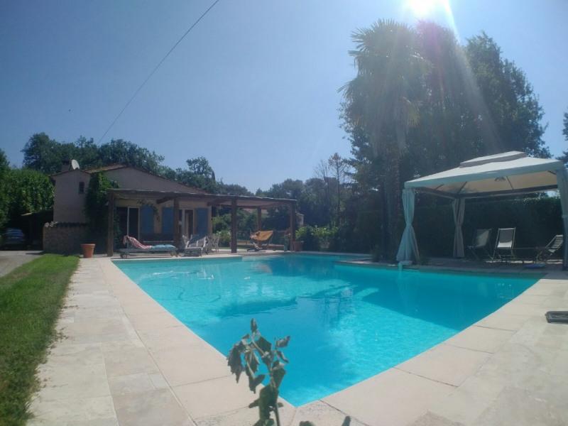 Deluxe sale house / villa St paul de vence 990000€ - Picture 2