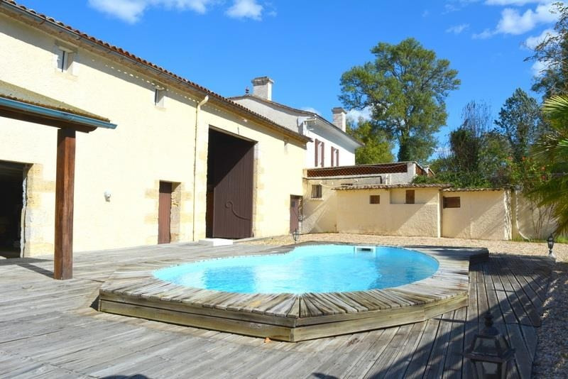 Vente maison / villa Menesplet 307 000€ - Photo 3