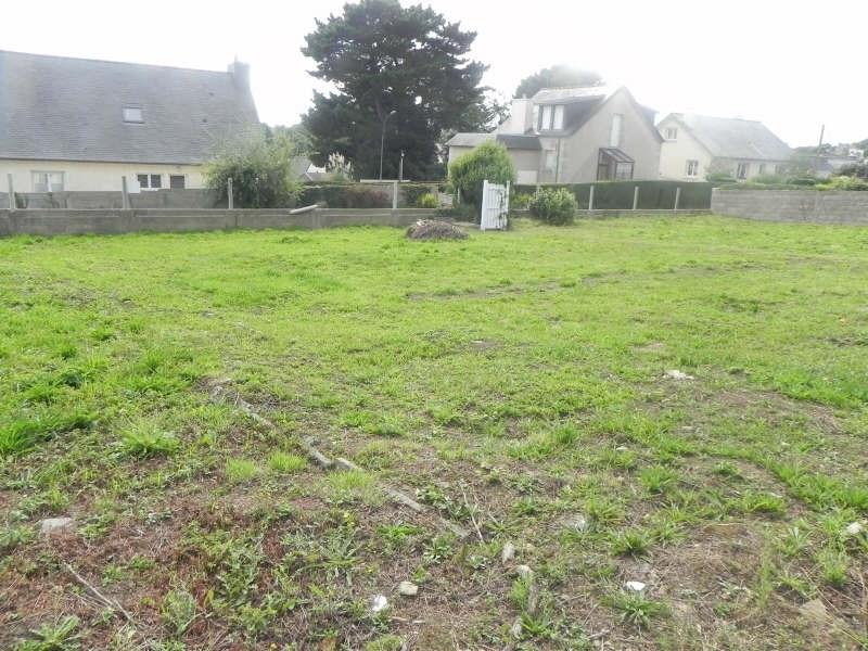 Vente terrain Perros guirec 125880€ - Photo 2