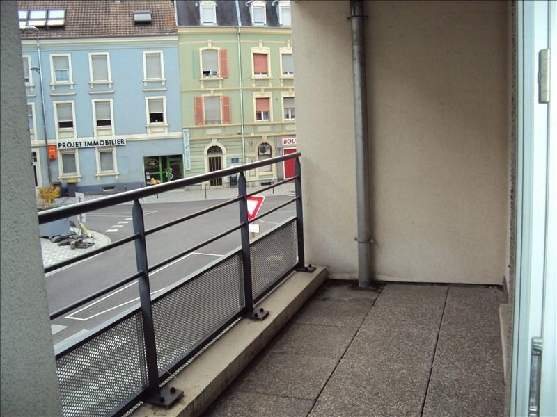 Sale apartment Riedisheim 134700€ - Picture 2