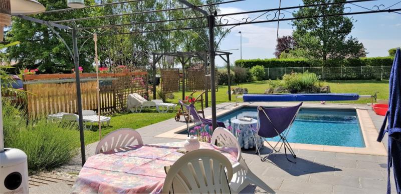 Sale house / villa Ouvrouer les champs 245000€ - Picture 7