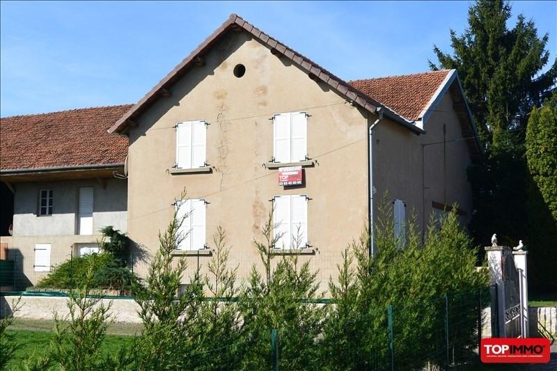 Verkauf haus Baccarat 137000€ - Fotografie 3