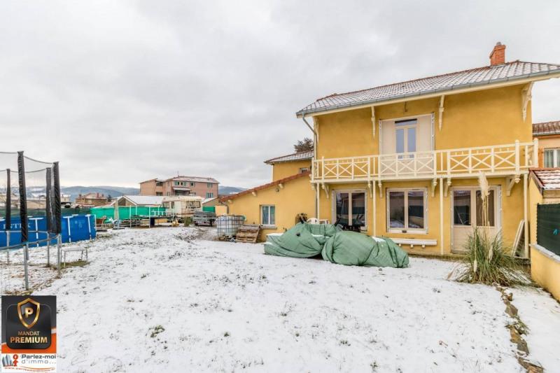 Vente maison / villa L'arbresle 347000€ - Photo 11