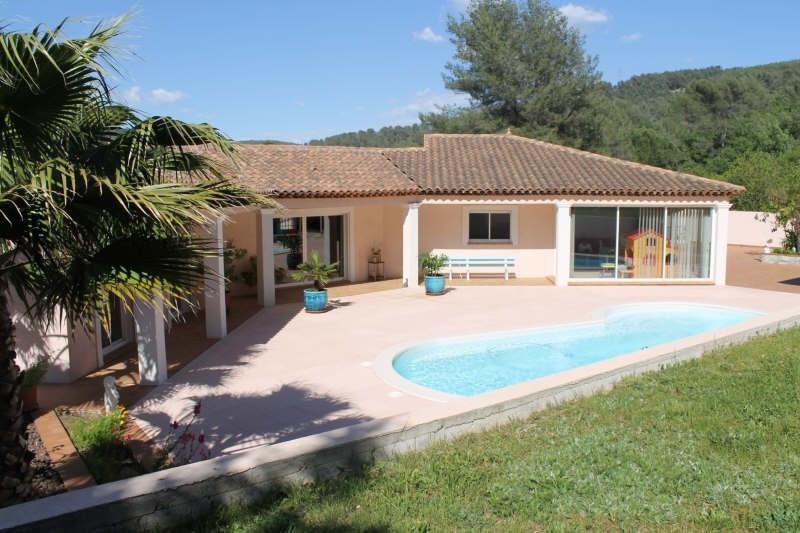 Deluxe sale house / villa Sollies toucas 710000€ - Picture 1