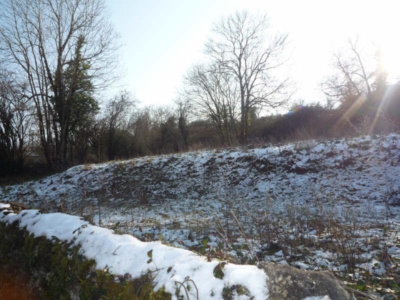 Vente terrain Nanteuil 18200€ - Photo 1