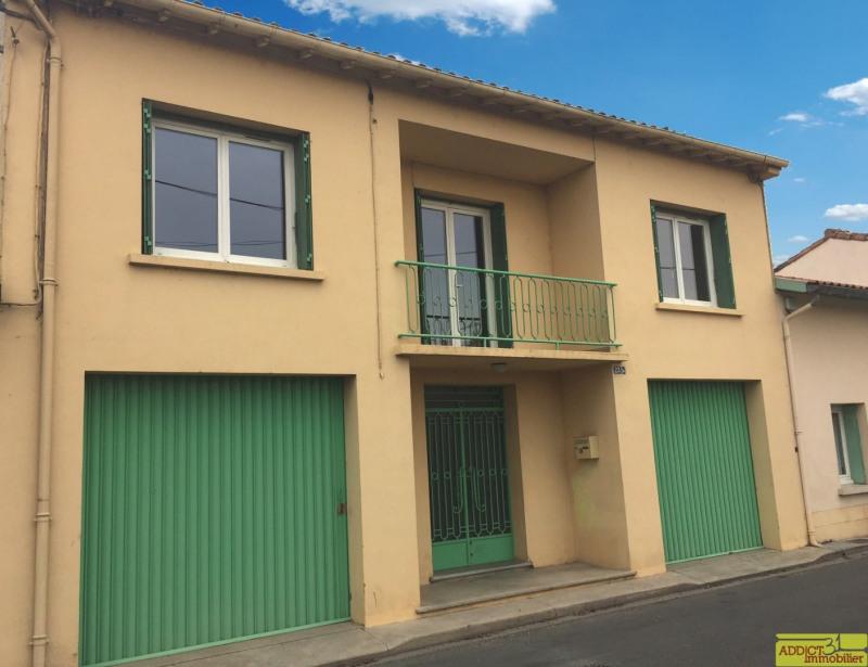 Vente maison / villa Lavaur 165000€ - Photo 1