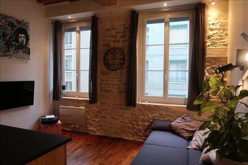 Sale apartment Lyon 4ème 379000€ - Picture 1