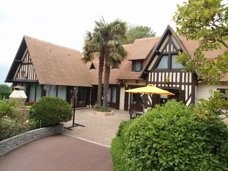 Verkoop van prestige  huis Villerville 874500€ - Foto 2