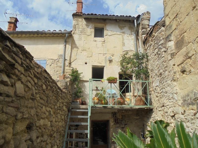 Vente maison / villa Lunel 190000€ - Photo 1